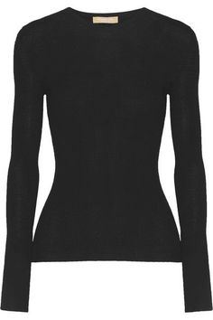 MICHAEL KORS Cashmere sweater. #michaelkors #cloth #knitwear