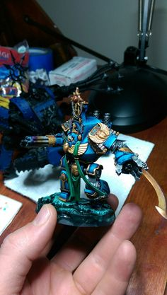 Thousand sons dreadnought