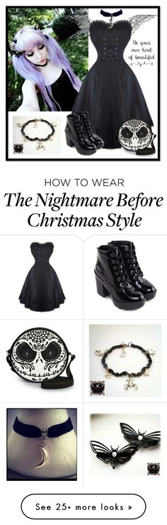 """Angel of Darkness"" by sunako-nakahara on Polyvore featuring ALDO"