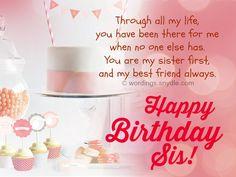 97 Best Birthday Sister Images Happy Birthday Images Happy