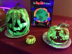 """""""The children were thrilled when the book's day-glo illustrations came alive under black lighting. It is a perfect seasonal read. Check it out today! Glow, Illustrations, Seasons, Lighting, Children, Check, Young Children, Boys, Illustration"""