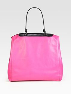 Furla Exclusively for Saks Fifth Avenue Regina Shopping Tote