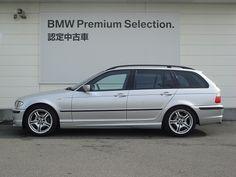 BMW E46 Touring M-Sports