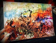 Arte de Olja Raag