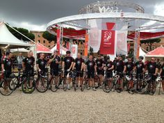 #granfondoroma, much more than a traditional marathon! Project management by #TriumphGroupInt http://www.granfondoroma.com/en/