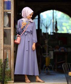Pin by Zahra Mns on outfit, fashion hijab zahra - Hijab Casual Hijab Outfit, Hijab Chic, Hijab Dress, Muslim Fashion, Abaya Fashion, Modest Fashion, Fashion Outfits, Fashion Styles, Dress Fashion