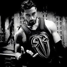# WWE # Wrestling # Roman Reigns # The Shield # Big Dog # Leati Joseph Anoa i
