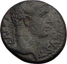 AUGUSTUS 4AD Antioch Seleukis Pieria SC Rare Authentic Ancient Roman Coin i56370 https://trustedmedievalcoins.wordpress.com/2016/06/30/augustus-4ad-antioch-seleukis-pieria-sc-rare-authentic-ancient-roman-coin-i56370/
