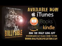 THE BULLY BIBLE: Everything You Need To Know About The American Bully - Texas Size Bullies