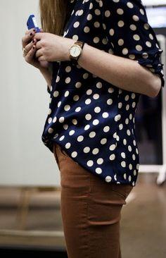 combinacion con pantalon cafe oscuro - Buscar con Google