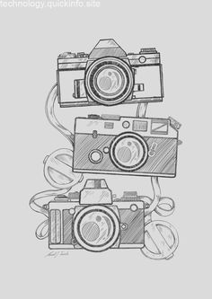 Pin by sofia marzo on draw in 2019 camera art, camera drawing, drawings. Camera Drawing, Camera Art, Camera Sketches, Camera Doodle, Drawing Sketches, Art Drawings, Camera Tattoos, Etiquette Vintage, Doodle Art