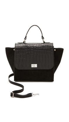 8413e96002e9 Prada Baiadera Arcade-Stripe Frame Satchel Bag, Camel/White/Black ...
