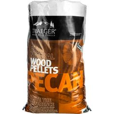 Traeger Wood Pellets Pecan made from 100% pure wood sawdust and have a 99% burn rate. Traeger Wood Pellets are food-grade hardwood pellets. Traeger Pellets