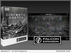 UVI announces Falcon expansion 'Cinematic Shades' for composers and modern producers Technology Magazines, Sound Design, Music Industry, Electronic Music, 15 Years, The Expanse, Collaboration, The Darkest, Software