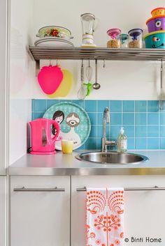 Pays-Bas / Un intérieur aux teintes pastel /