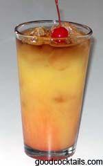 Good Cocktails - Mai Tai Mixed Drink Recipe