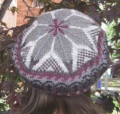 Ravelry: Fair Isle Tam Presented by Fairmont Fibers pattern by Lisa R. Myers