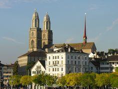 Zurich Shopping Areas