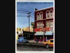 Streetlife Serenade - Billy Joel (Playlist - Full Album). Souviner is my favorite song off this album.