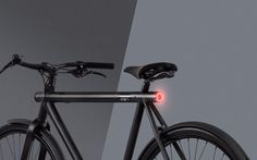 Smart with Straight frame - VanMoof