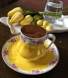 ☕️ Türk Kahvesi ☕️ sunumu