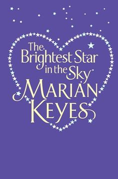The first book I read in a while was one by Marian Keyes which I loved from the start. This one took me a wee while to get into, but once I was into it, I couldn't stop. Definitely worth sticking with
