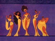 The Muses - Disney's Hercules Wiki - Wikia