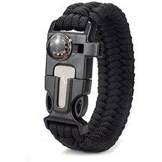 10 units X-Plore Gear Emergency Paracord Wrist Bracelets Survival Camping Xplore