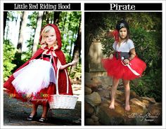 Halloween Costumes for little girls.. Amelia should be little red hood...