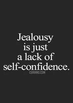 Jealously