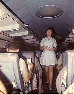 Vintage: Pan AM Stewardess in 1960s ~ World stewardess Crews