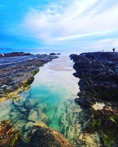 Beautiful Snapper Rocks this morning #australiagram#aussiephotos#worldcaptures #captures_bythesea #visitqueensland #snapperrocks #water_captures #rsa_nature #nature_perfection #nuc_member #australia#wow_australia #ig_australia #awesome_shots #splendid_beaches by katrina_ngf