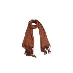 Pashmina Jacquar Marrom Claro de Viscose #pashmina #pashimina #modafeminina #fashion #scarf #scarfs