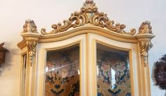barokk szekrény Korat, Country Chic, Armoire, Shabby Chic, Mirror, Modern, Furniture, Vintage, Home Decor