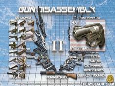 Gun Disassembly 2  Android Game - playslack.com , Gun Disassembly 2 - this large game with very better three-dimensional graphics becomes an awesome benefaction for devices of an acold armament. It is an exclusive game, which will inform you with diverse kinds of armament. You will be able to category and join any armament independently and to examination their components. High description and actuality practically will allow you to feel the armament in your guardianships. At an armament…