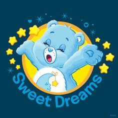 Care Bears: Bedtime Bear - Sweet Dreams
