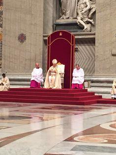 Catholic News World : #PopeFrancis Extraordinary Jubilee of Mercy - Full...
