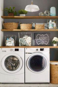 Laundry Room Closet Apartment -  #laundryroomcloset #laundryroomclosetapartment
