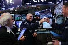 Stock markets wrap up best year since 2013 as investors shrug off bad news - The Washington Post