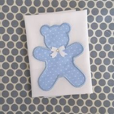 Baby Applique Machine Embroidery Design Simple Bear by BabyEmbroideryShop on Etsy