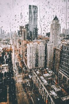 rainy days in nyc ❤️ ☔