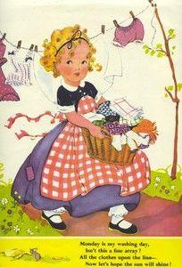 illustr.quenalbertini: Laundry day