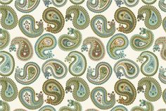 Seamless paisley pattern by Sunny_Lion on Creative Market