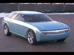 1999 CHEVROLET NOMAD CONCEPT SNOW Freakin' awesome!
