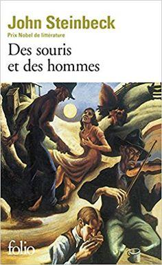 Amazon.fr - Des souris et des hommes - John Steinbeck, Joseph Kessel, Maurice-Edgar Coindreau - Livres