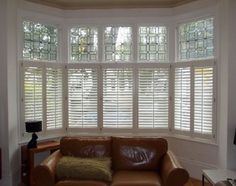 Photo Of Wooden Plantation Shutters