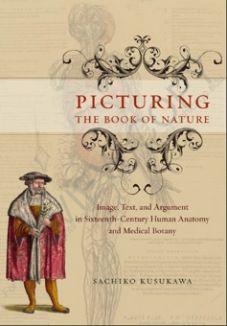 과학을그리다 | 352 페이지, 2012년 5월 출간,  7 x 1.2 x 10 inches  인쇄역사에서 레온 하르트푹스의 De historia stirpium 그리고 안드레아 베살리우스의 De humani corporis fabrica 매우 중요하게 평가되고 있다. 하지만 르네상스 시대 인쇄기술의 기술과 그당시 인체내부와 식물의 종류에 대한 방대한 지식만이 놀라움의 대상이 되는것은 아니다. 이 책의 저자인 저명한 과학 역사가 사치코 구수가와는 자연과 과학을 설명한는데 비주얼이 차지했던 중요성과 텍스트와 이미지의 상호보완의 의미를 중점적으로 살핀다. 더 나아가 16세기 현미경이 발명되기전 이 책에 실린 많은 일러스트레이션은 바로 과학자의 치밀한 관찰의 결과이며 실험의 대상 그 자체였다고 증명해 보인다.
