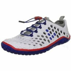 Vivobarefoot Ultra M Mens Running sneakers / Shoes - White : Blue - SIZE US 8  VivoBarefoot CDN$ 94.91 Running Sneakers, Running Shoes, Shoes Sneakers, Mens Running, Handbags, Amazon, Blue, Fashion, Runing Shoes