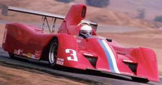 VDS001 Chev, GB won the CanAm in this car in 1981. VDS raced the Lola T530 in the previous 2 years, this Trevor Harris designed car used the centre of a Lola T530 monocoque; the fuel cell, roll bar and engine mountings. Front suspension was T530 derived but the rest of the car, inclusive of Tony Cicale designed body was built at VDS California workshop.
