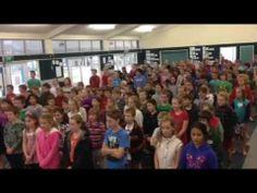 Te Kowhai School singing 'Paradise' Months Song, Singing, Paradise, Let It Be, Songs, School, Children, Music, Youtube